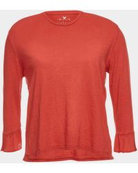 Velvet - Shirt mit Dreiviertelarm - Lyst