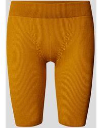 Jacquemus Radlerhose mit Viksose - Orange