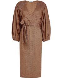 Marysia Swim - Pink Sands Wrap Dress - Lyst