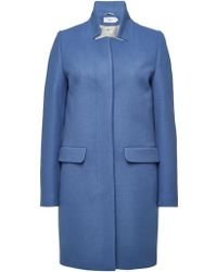 Closed - Pori Virgin Wool Coat With Cashmere - Lyst
