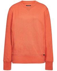 Woolrich American Fleece Crewneck Sweatshirt - Red