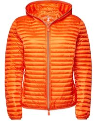 Save The Duck - Iris Quilted Jacket - Lyst