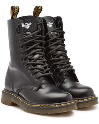 Marc Jacobs - Dr. Martens X Patent Leather Boots - Lyst