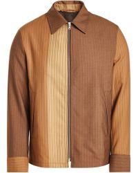 Marni - Zipped Wool Jacket - Lyst