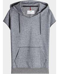 OAMC Hoodie aus Baumwolle - Grau
