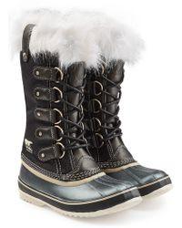 Sorel | Joan Of Arctic X Celebration Suede Boots | Lyst