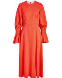 ROKSANDA - Duana Silk Dress - Lyst
