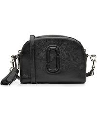 Marc Jacobs - Shutter Small Leather Shoulder Bag - Lyst