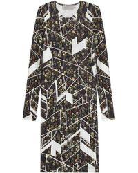 Preen By Thornton Bregazzi - Printed Kiki Dress - Lyst