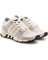 adidas Originals - Eqt Support Refine Primeknit Sneakers - Lyst