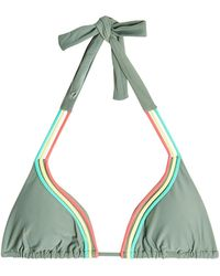 Luli Fama - Strappy Bikini Bottom - Lyst
