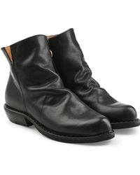 Fiorentini + Baker | Chill Leather Ankle Boots | Lyst