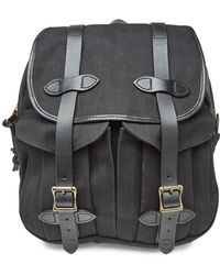Filson - Rucksack With Leather - Lyst