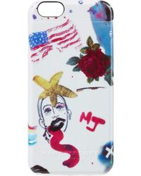 Marc Jacobs - Iphone 6 And 6s Case - Lyst