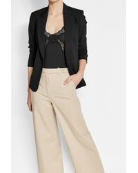 By Malene Birger - Camisole With Lace - Lyst