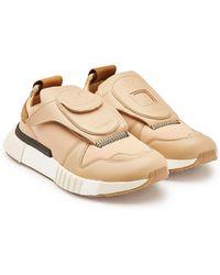 adidas Originals - Futurepacer Leather Trainers - Lyst cd23e7871
