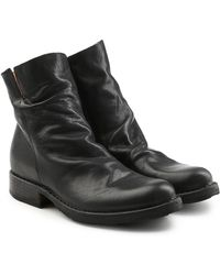 Fiorentini + Baker - Leather Ankle Boots - Lyst