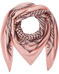 Lala Berlin - Cashmere Triangle Trinity Scarf - Lyst