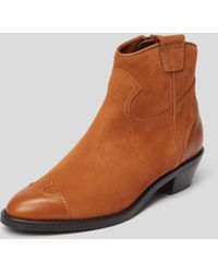 See By Chloé - Boots mit Brand-Detail - Lyst