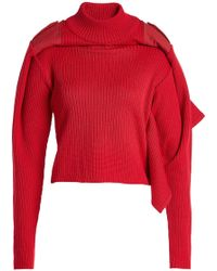 Y. Project - Cotton Turtleneck Pullover - Lyst