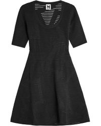 M Missoni - Dress With Scooped Neck - Lyst