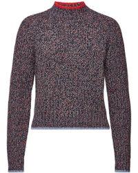 Rag & Bone - Ilana Knit Pullover With Cotton - Lyst
