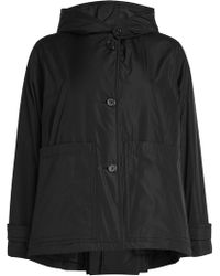 Jil Sander Navy - Jacket With Hood - Lyst