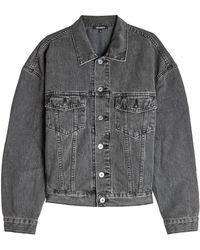 Yeezy - Denim Jacket - Lyst