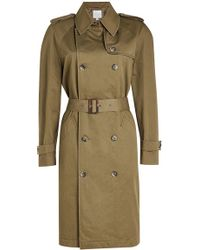 Anine Bing - Military Trench - Lyst