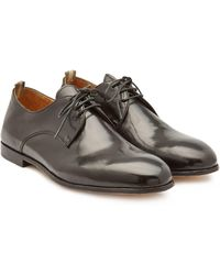 Officine Creative - Alain Leather Lace-ups - Lyst