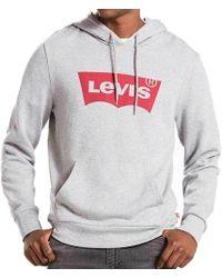 Levi's - Batwing Logo Hoodie - Lyst