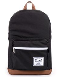 Herschel Supply Co. - Pop Quiz Backpack Black - Lyst