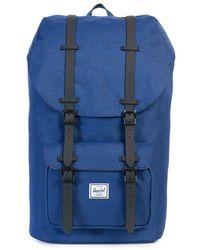 Herschel Supply Co. . Little America Laptop Backpack - Blue