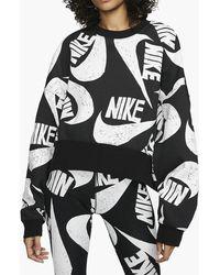Nike Sportswear Hoody - Black