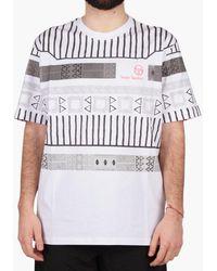 Icons Sergio Tacchini Calimera T-shirt - Multicolor