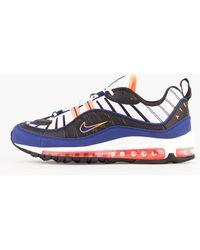 Nike Air Max 98 - Blue