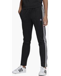 adidas Originals Sst Track Trousers - Black