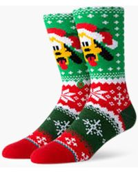 Stance Pluto Claus - Green
