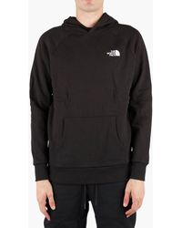 The North Face - The Raglan Red Box Hoodie - Lyst