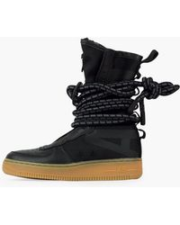 separation shoes 60c26 4d665 Sf Air Force 1 Hi Boot - Black