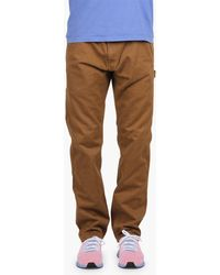 27c0b706 Carhartt Ruck Single Knee Pant in Black for Men - Lyst
