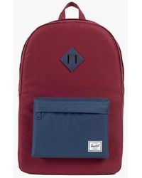 Herschel Supply Co. - . Heritage Backpack - Lyst