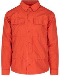 "Aspesi ""xenon"" Shirt - Orange"