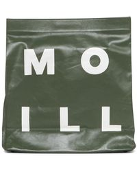 Simon Miller Clutch piccola Lunchbag - Verde