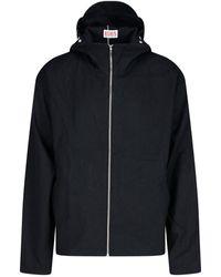 EDEN power corp Hooded Jacket - Black