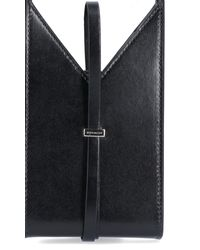 """Givenchy Pouch IPhone """"Cut Out"""" - Nero"""