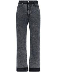 ADER error Flared Jeans - Black