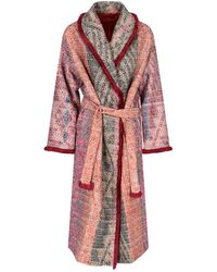 F.R.S For Restless Sleepers Cappotto Auge - Rosso