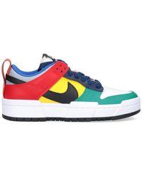 "Nike Sneakers ""Dunk Low Disrupt Be True"" - Grigio"