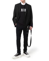 Balmain Logo-print Track Trousers - Black